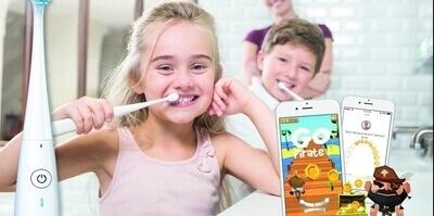 Kolibree – Brosse à dents connectée – Voix Off américaine